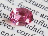 01-1359 Spinel pink 1.18cts 2