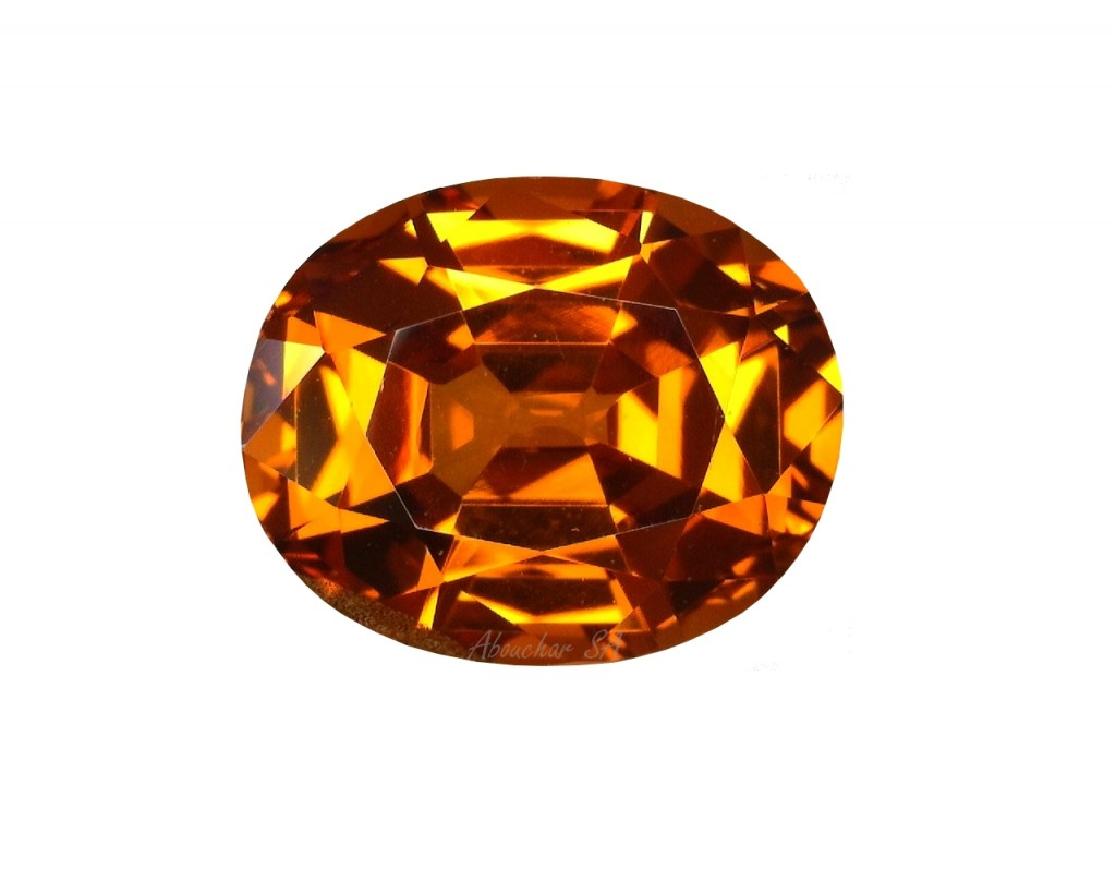01-191 Spessartite 3.78ct''