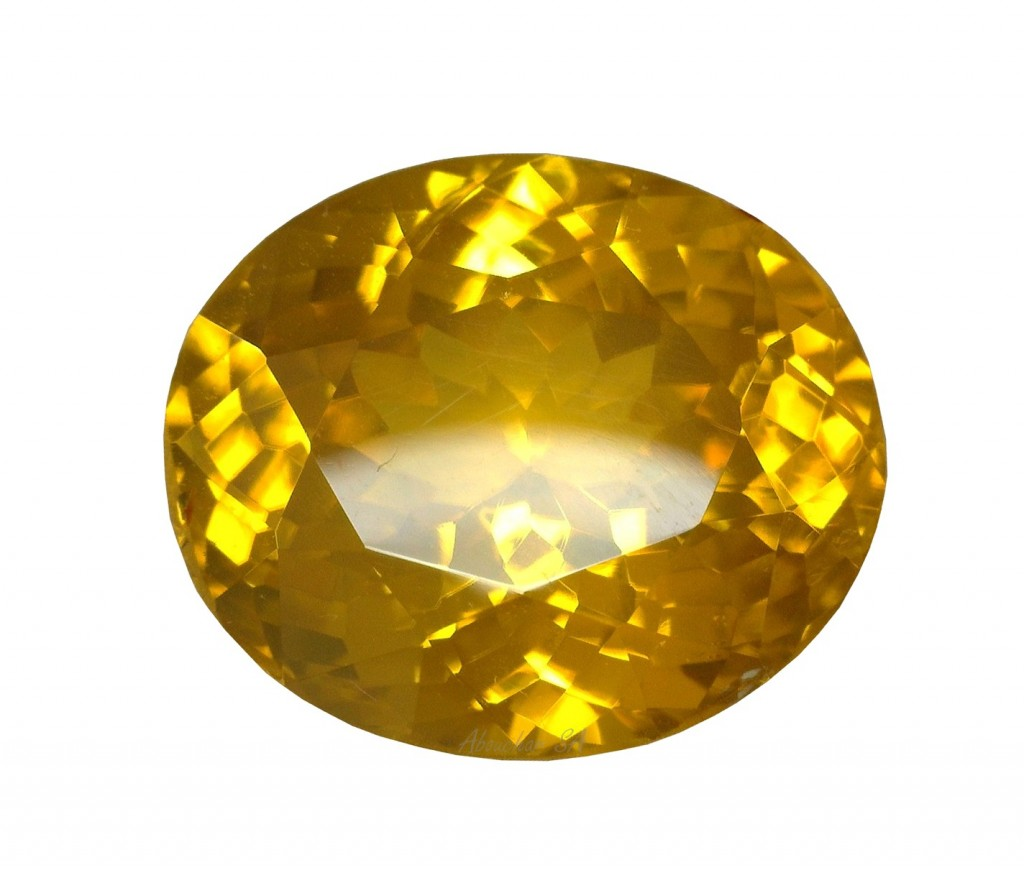13.92 Zircon yellow 01-1326''