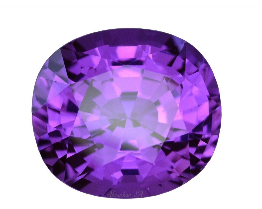 3.06 Saphir purple OV MADN GIA 15-101''