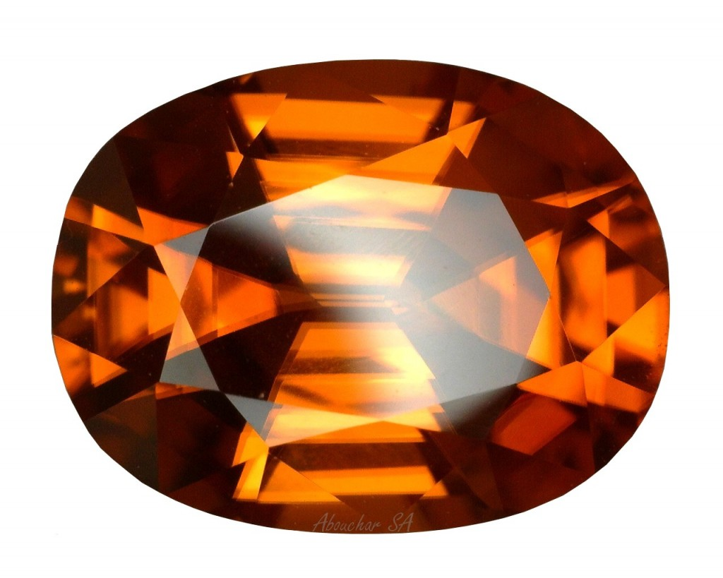 6.70 Zircon orange OV 02-195''