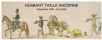 Newsletter 6 - Diamant taille ancienne
